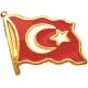 Türk Bayrağı Rozeti 1