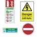 Endüstriyel Etiket 1